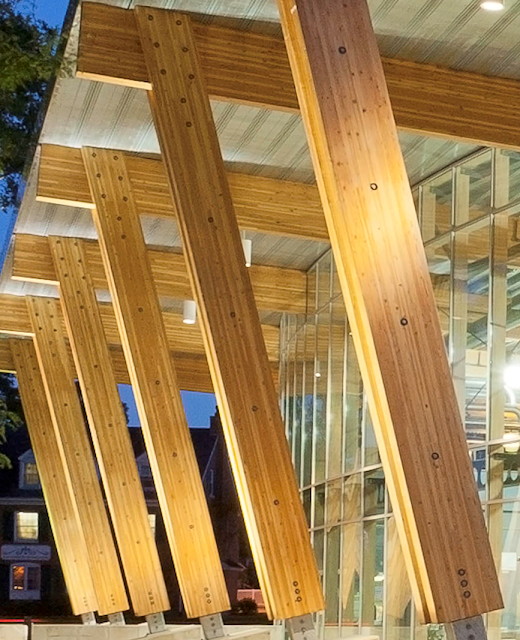 Laminated Structural Lumber ~ Lamboo architectural structural bamboo astm a