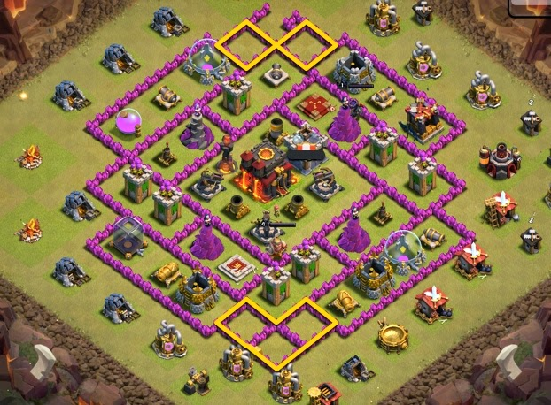 Giant Bomb Clash of Clans