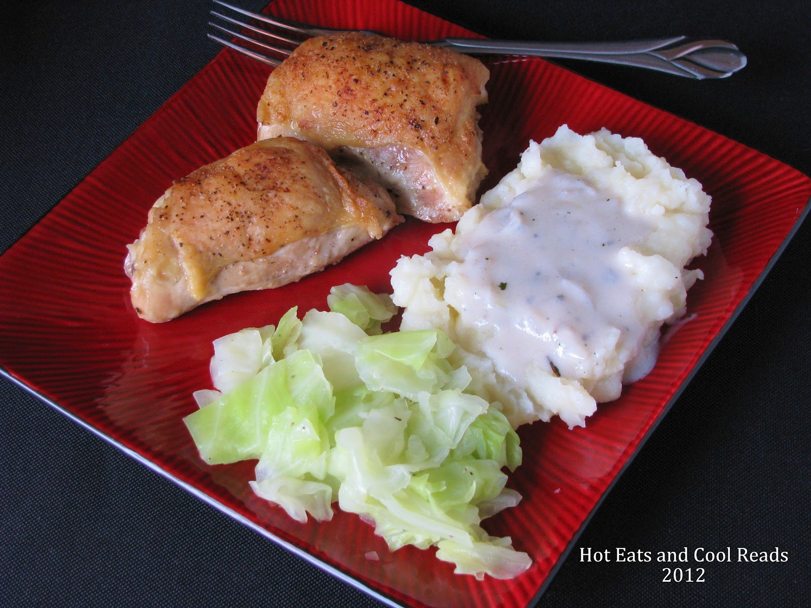 Hot Eats and Cool Reads: Classic Crispy Baked Chicken Recipe