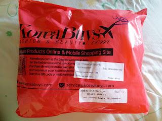 Korean Skin Care haul from Koreabuys