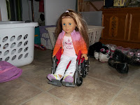 McKenna Brooks! (Lydia's Doll)