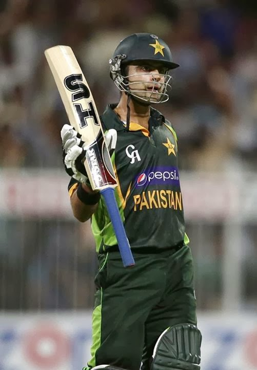 Ahmad Shahzad Century 102 Runs Batting Video Highlights against SA on 27th November 2013