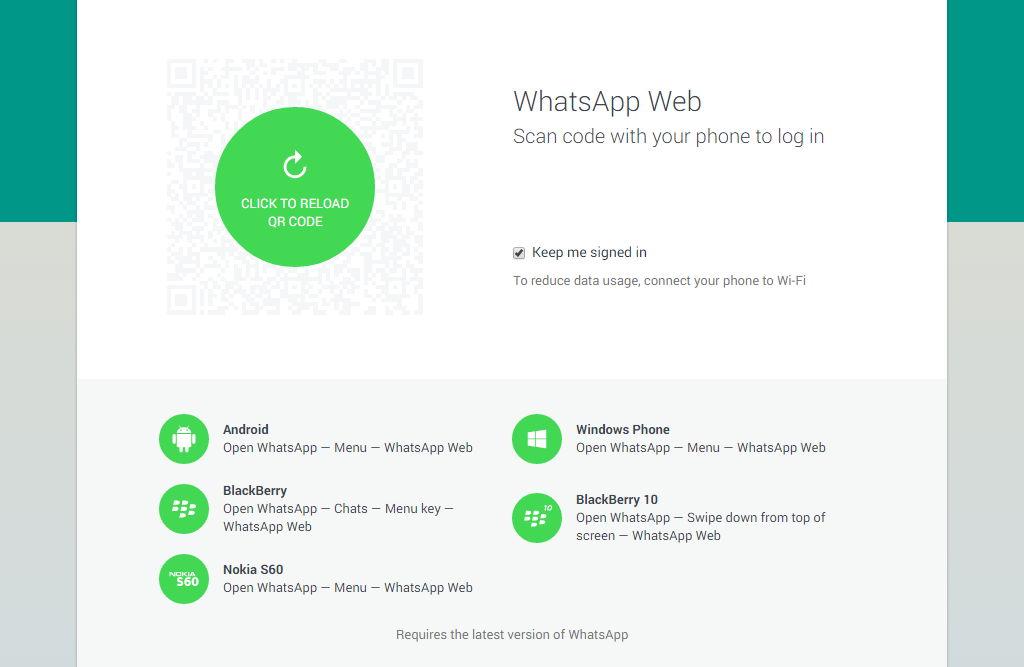 How To Configure WhatsApp Service For Web