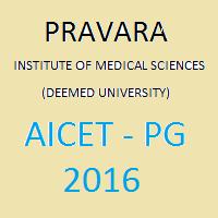 PIMS-AICET-PG-2016