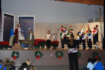 Montgomery Catholic Elementary Campuses Celebrate Christmas 1