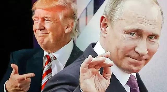 Μυστικές Υπηρεσίες ΗΠΑ: Εκστρατεία υπέρ του Τραμπ έκανε ο Πούτιν