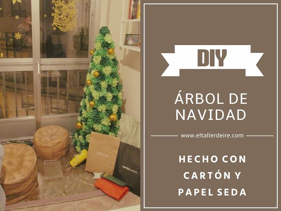 C mo hacer ramas de cerezo con papel de seda manualidades - Como hacer un arbol de papel grande ...