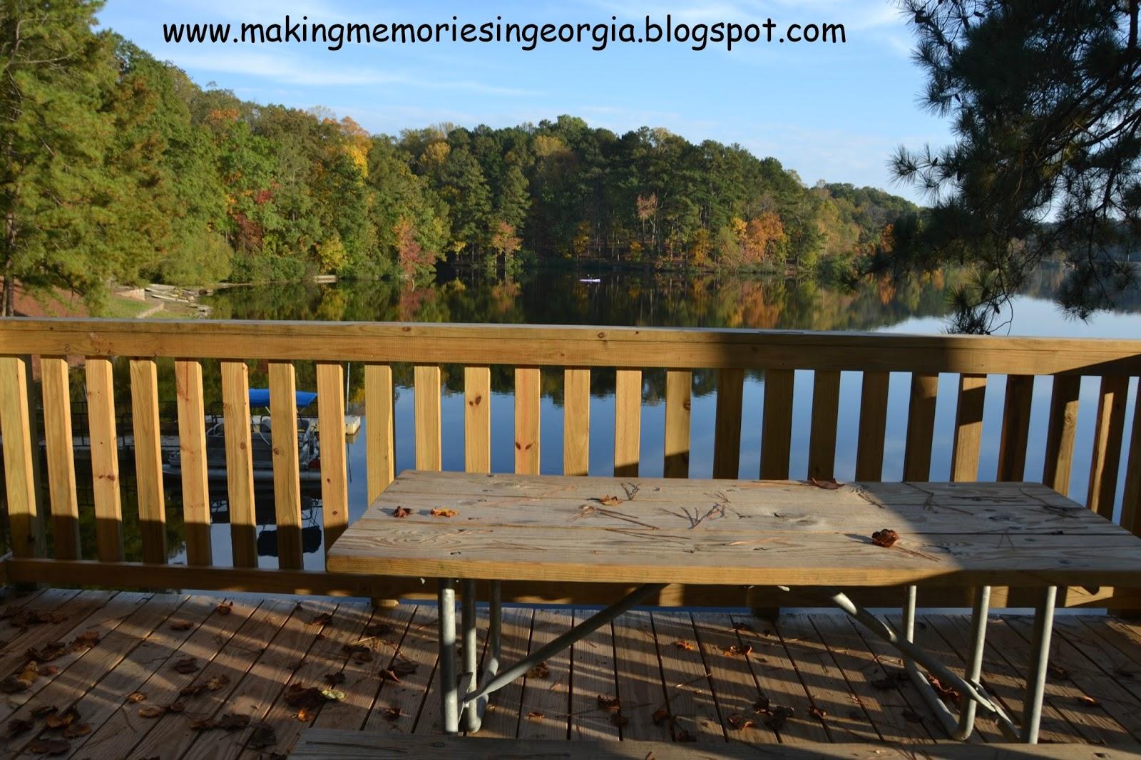 Making Memories in Georgia!: Camping at Stone Mountain in ...