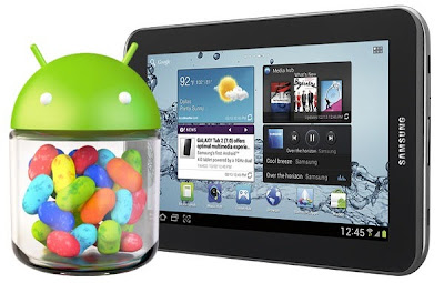 Download Android 4.2.2 Jelly Bean update for Samsung Galaxy Tab 2 7.0