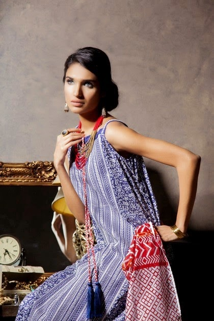 Khaadi Summer Collection 2014