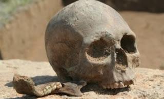 Police parade Ogun pastor over exhumed human skull