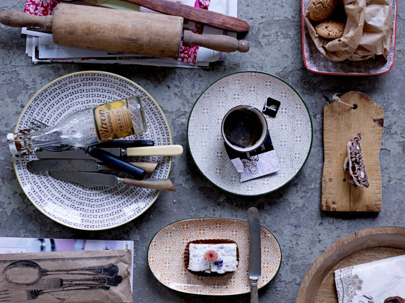 tienda de decoración online Maison Artist, vajilla