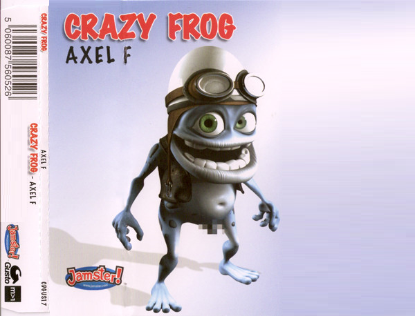 Download Crazy Frog - Axel Fmp3 - HotFiles
