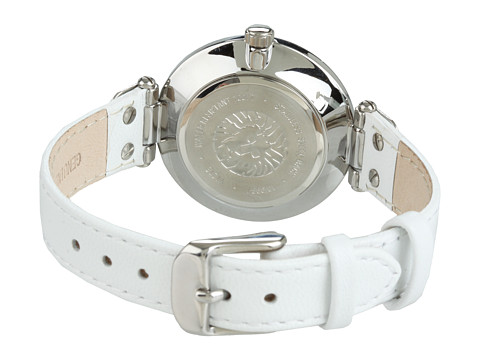 My loss is your gain anne klein women 39 s leather strap watch 10 9987blwt for Anne klein leather strap