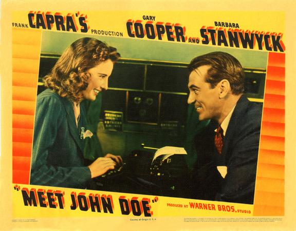 meet john doe 1941 film hollywood