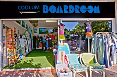 Coolum Boardroom Interior