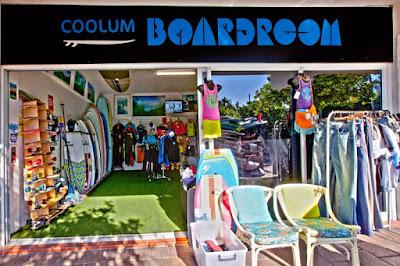 Coolum Boardroom Interior