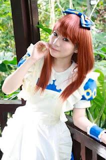 Heart no Kuni no Alice Alice Cosplay by Koyuki