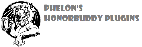 Phelon's Honorbuddy Plugins