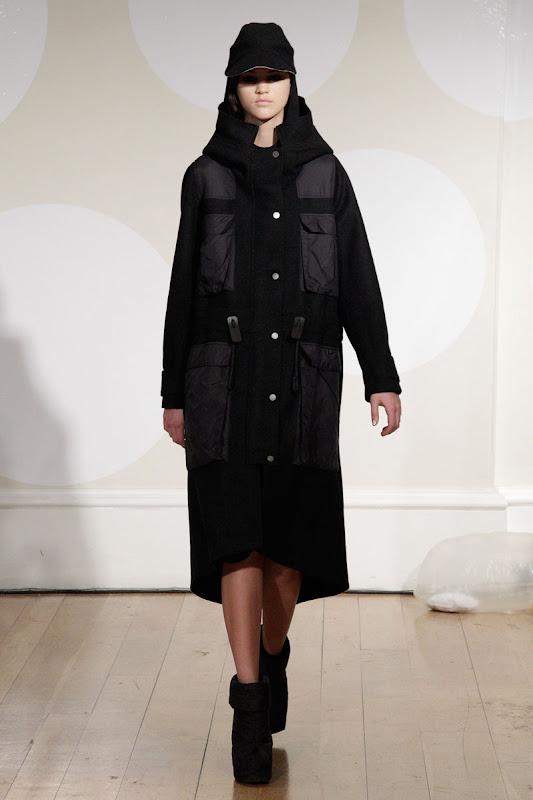 Christopher Raeburn Autumn/Winter 2012/13 Women's Collection