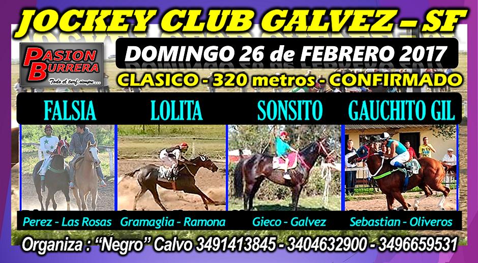 GALVEZ 26 - 320