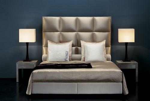 Interior design style for Fendi casa catalogo