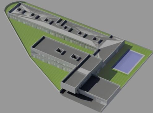 Proyecto Centro en Beniaján