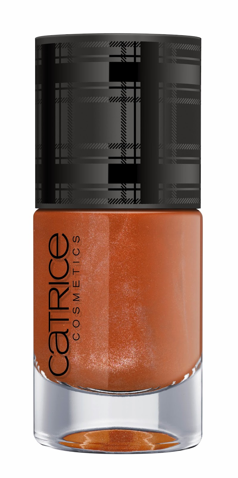 Catrice Check & Tweed Ultimate Nail Lacquer Mind The Red!