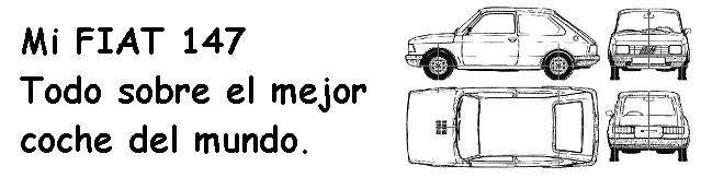Mi Fiat 147