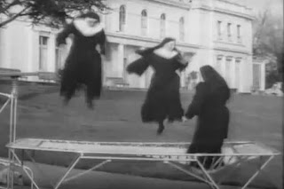 leaping nuns