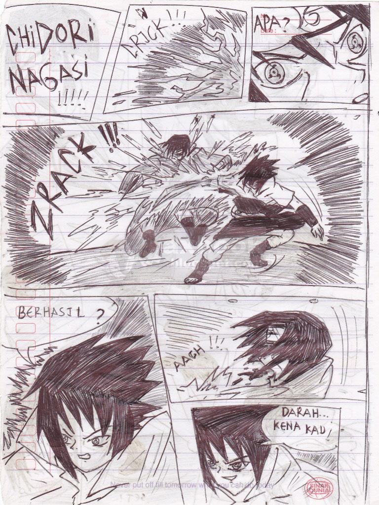 Uchiha vs Uchiha-03 (by Ax !) - Jika Gambar Tidak Keluar, Silahkan Tekan F5