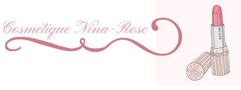 Cosmétique Nina-Rose