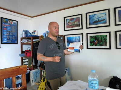 PADI IDC in Moalboal in the Philippines for November 2015 has been completed