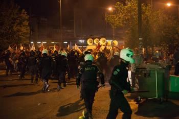 Με σχέδιο η επίθεση στη διαδήλωση του ΠΑΜΕ