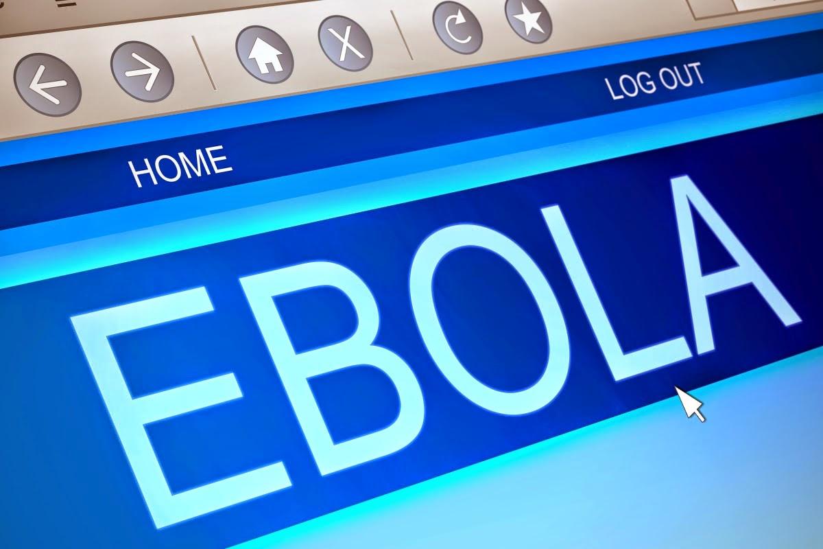 النطاق Ebola.com  يتم بيعه بمبلغ ضخم مقابل 200,000  دولار هذا الاسبوع