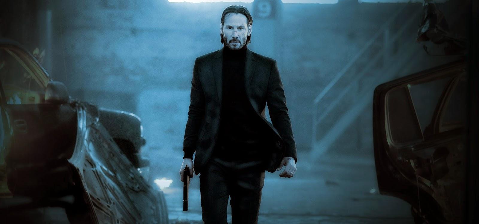 Keanu Reeves é um assassino implacável no primeiro trailer de John Wick