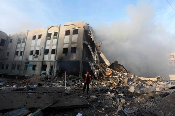 Kekejaman Rejim Israel