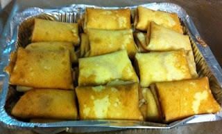 בלינצ'ס במילוי קצפת עם גבינה לשבועות