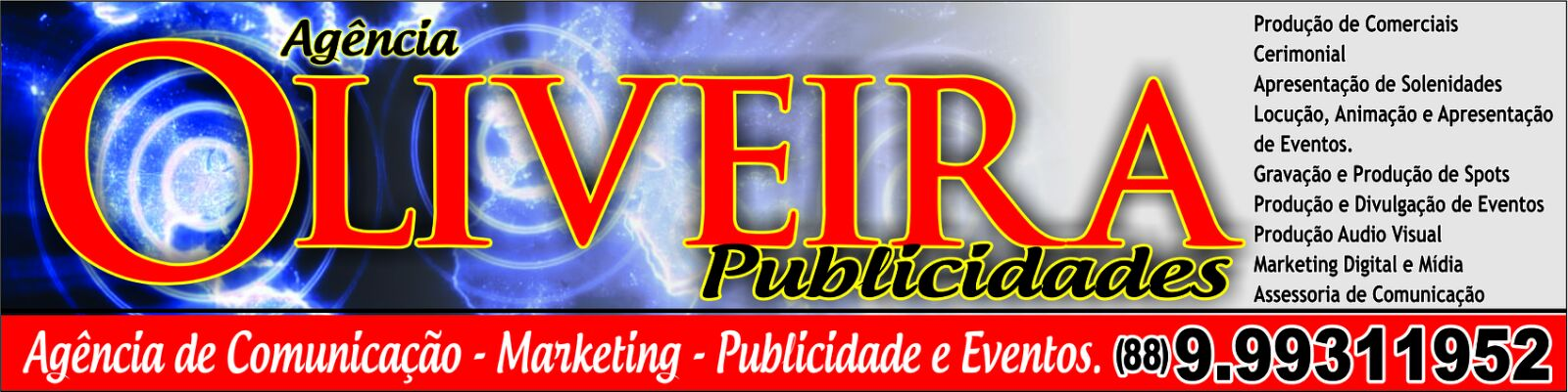 Agência de Comunicação e Publicidade.