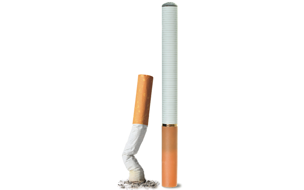 Electronic cigarettes in the federal workplace