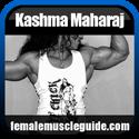 Kashma Maharaj Female Bodybuilder Thumbnail Image 5
