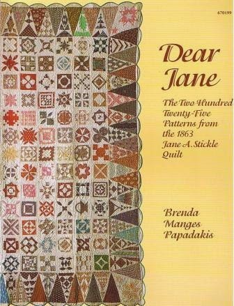 Boek Dear Jane