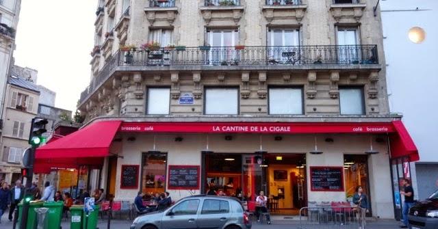Not Drinking Poison In Paris Rock Out La Cantine De La