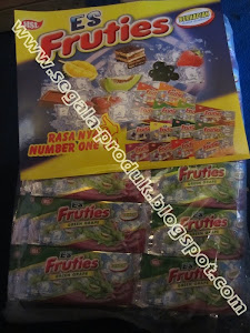 ES FRUTIES 62RB/PACK