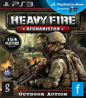 Heavy Fire: Afghanistan PS3ISO