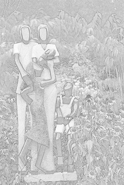 Focus on life: week 34 ~ Zimbasculpt @ Royal Botanical Gardens :: All Pretty Things