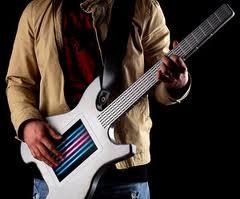 misa digital kitara gitar
