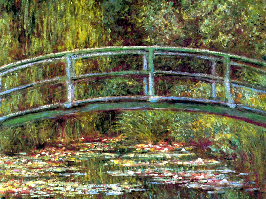 Get joy favorite art claude monet for Monet paintings images