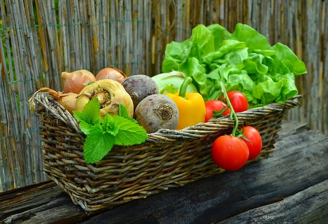 images garden fresh vegetables