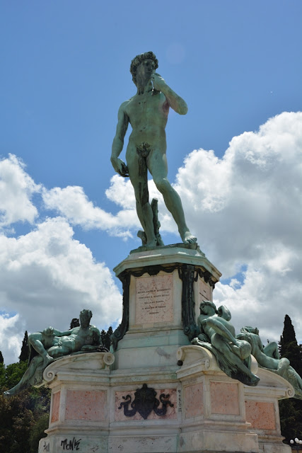 Piazzale Michelangelo Florence David